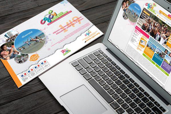 Gestion en ligne des comptes et réservations : le site CGCV