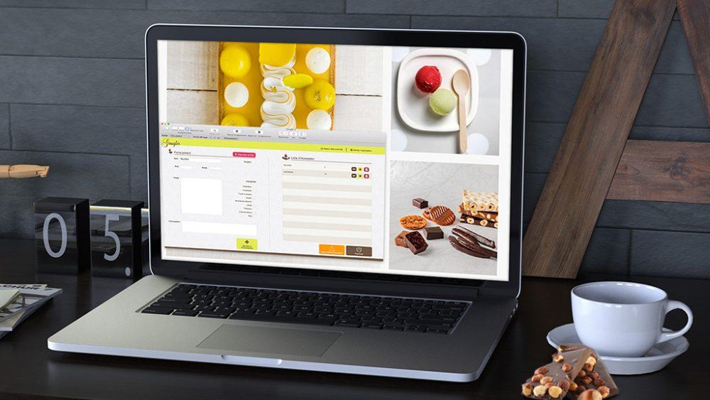 outil de génération automatique d'étiquettes et site internet Gaugler