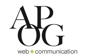 APOG, agence conseil en communication print et web