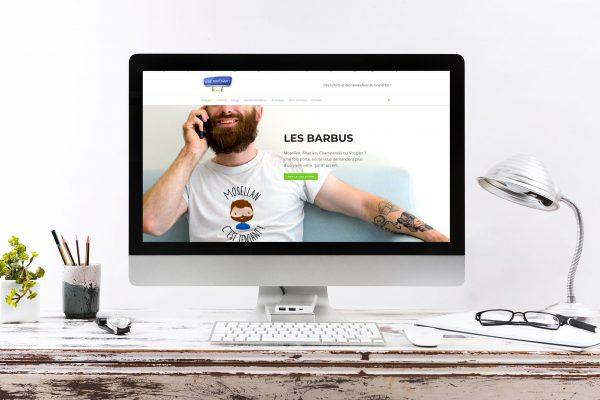 C'te commerce – site de vente en ligne
