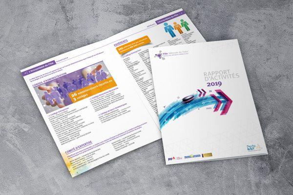 Nouveau rapport d'activités 2019 pour le Pôle Véhicule du Futur